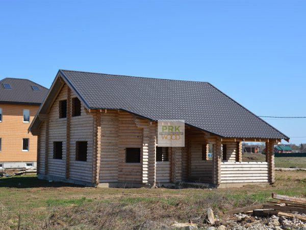 дом по проекту с изменениями