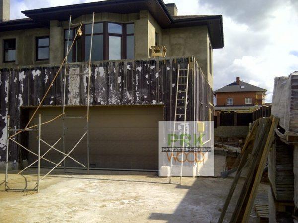 дом по индивидуальному проекту архитектора