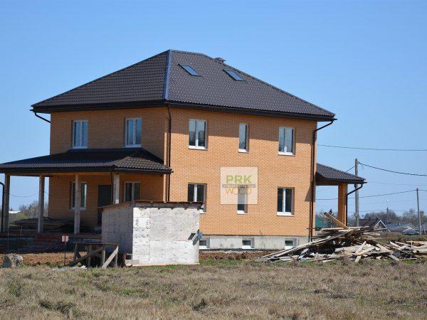 нужен проект такого же дома, обращайтесь к архитектору